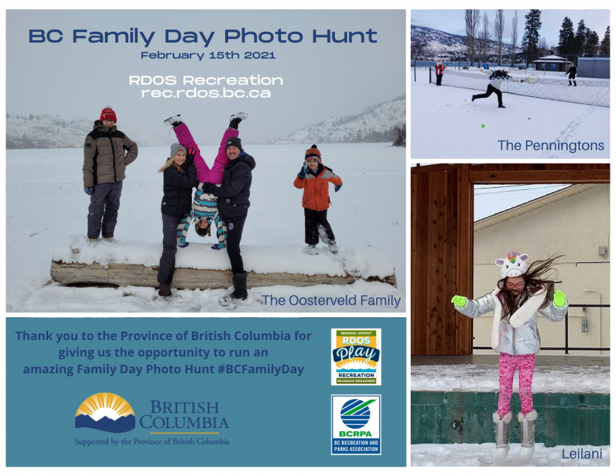 Family Day Recap